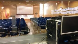 Auditorio en Fundación CIEN, MADRID