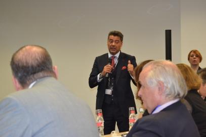 Carlos Muñoz, del equipo Bayer Healthcare