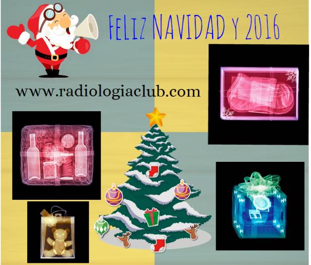 felicitacion navidad radiologia club
