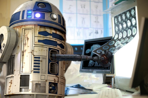 radiology star wars r2d2
